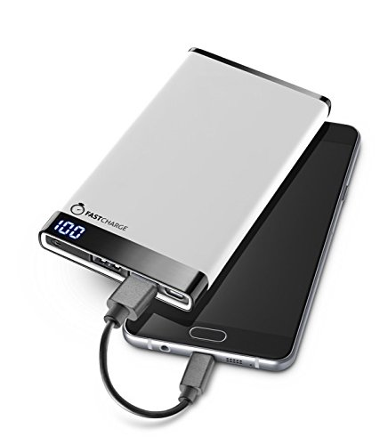 POWER BANK 6000MAH BLACK
